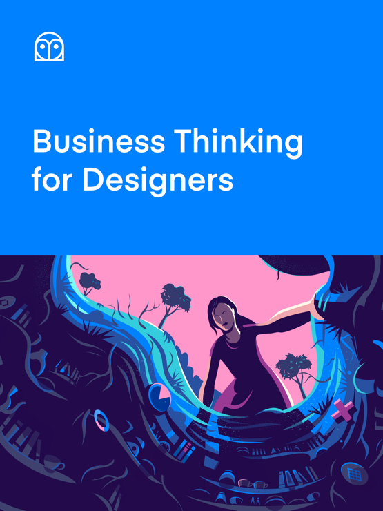 Download Free Book: Business Thinking for Designers