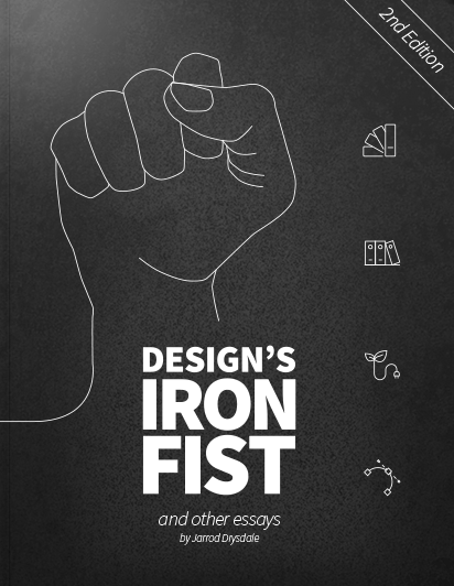 Download Free Book: Design's Iron Fist
