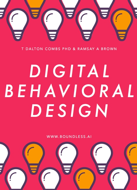 Digital Behavioral Design