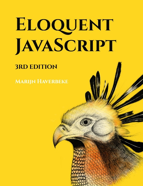 Eloquent Javascript 3rd edition