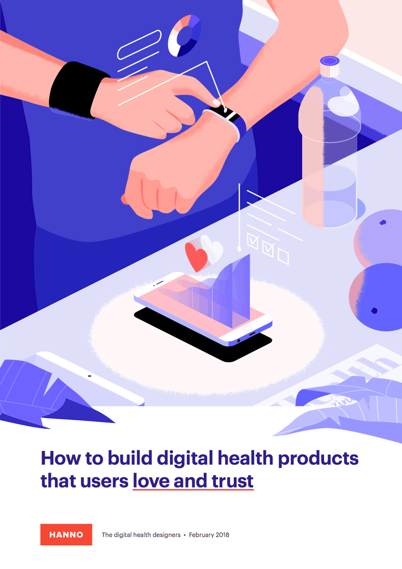 Download Free Book: How to build digital health products that users love and trust
