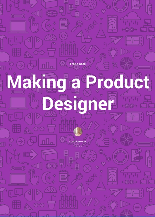 Download Free Book: Making a Product Designer