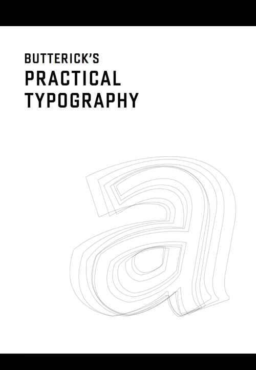 Download free ebook Practical Typography - Lapabooks.com