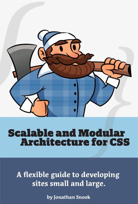 Download Free Book: Scalable and Modular Architecture for CSS