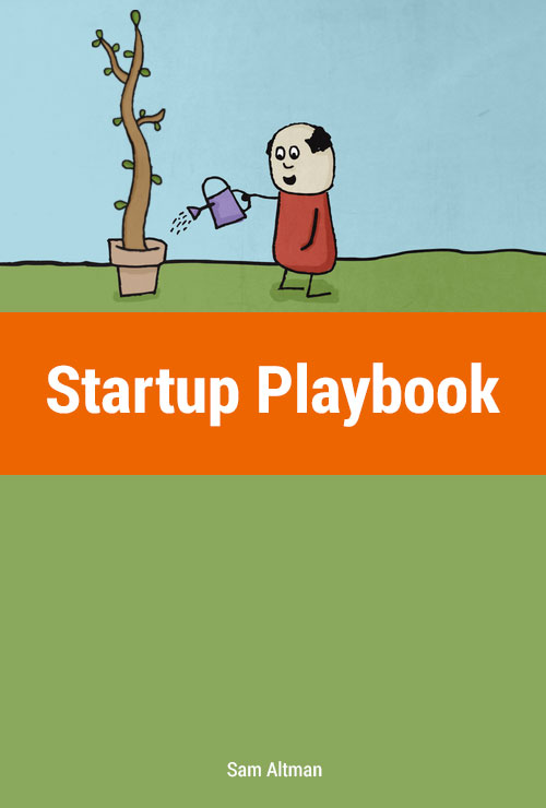Download Free Book: Startup Playbook