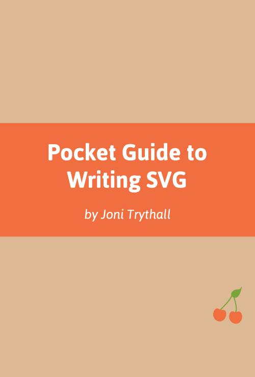 Download Free Book: Pocket Guide to Writing SVG