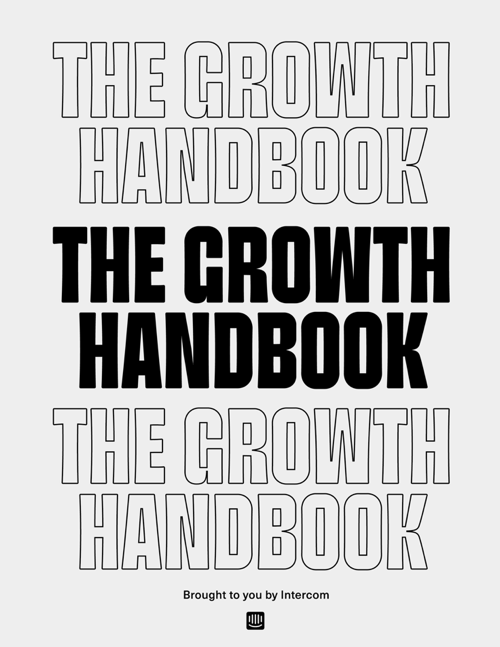 Download Free Book: The Growth Handbook