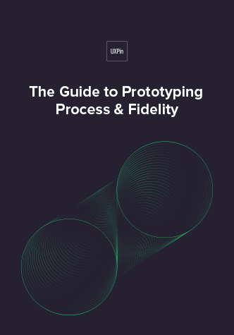 Download Free Book: The Guide to Prototyping Process Fidelity