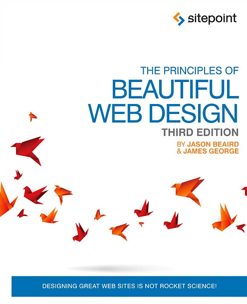 Download Free Book: The Principles of Beautiful Web Design, 3rd Edition