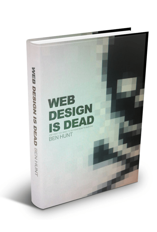 Download Free Book: Web Design Is Dead