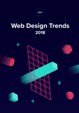 Download Free Book: Web Design Trends 2018