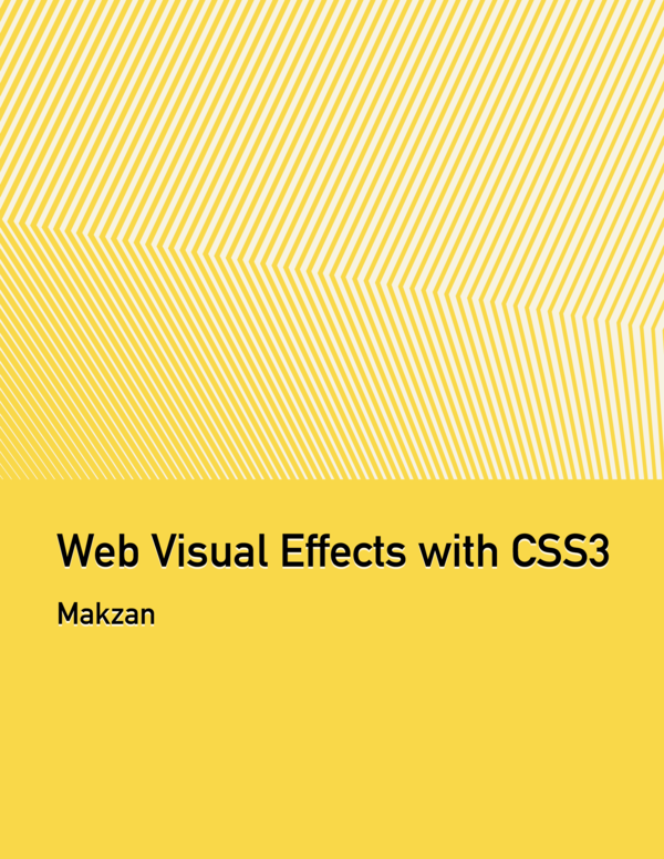 Download Free Book: Web Visual Effects With CSS3